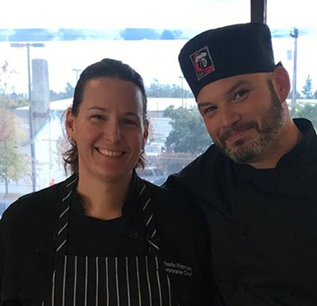 Professional Chefs from GlobalConnect® Dining Services