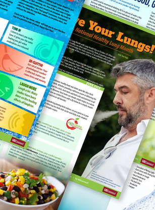 The Right Choice...for a Healthier You® newsletters image