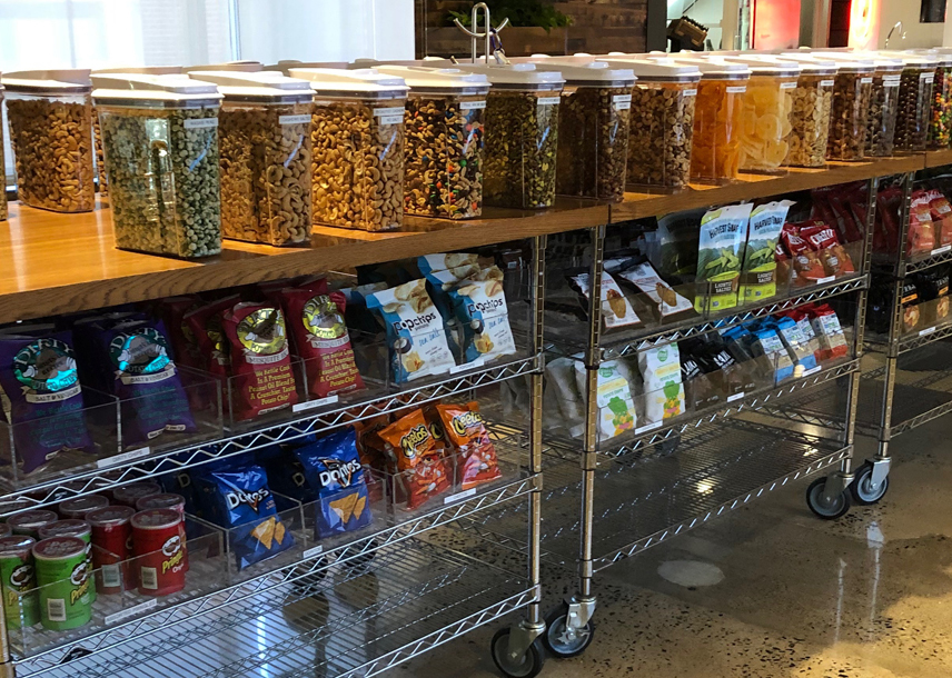 Pantry Services by GlobalConnect®