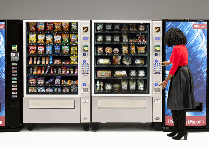 Smart Vending Machines by GlobalConnect®