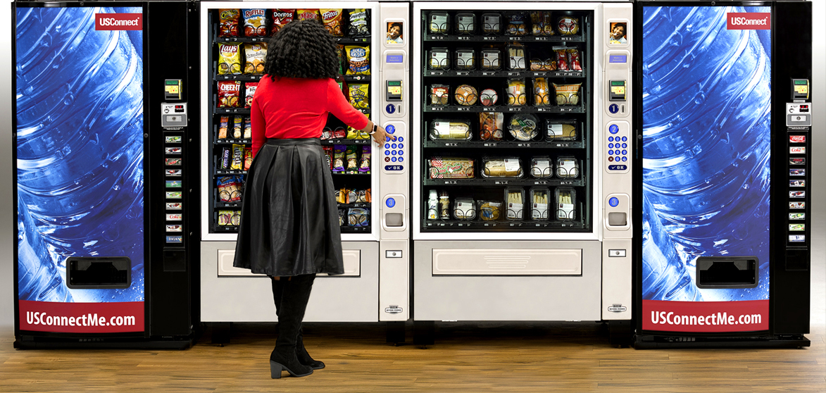 smart vending services by GlobalConnect®